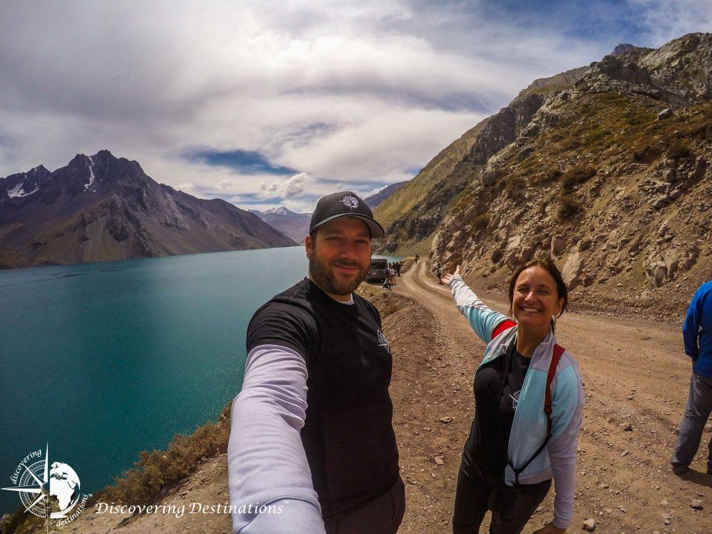 Discovering El Yeso dam