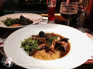 Discovering where to eat - cambrinus bruges