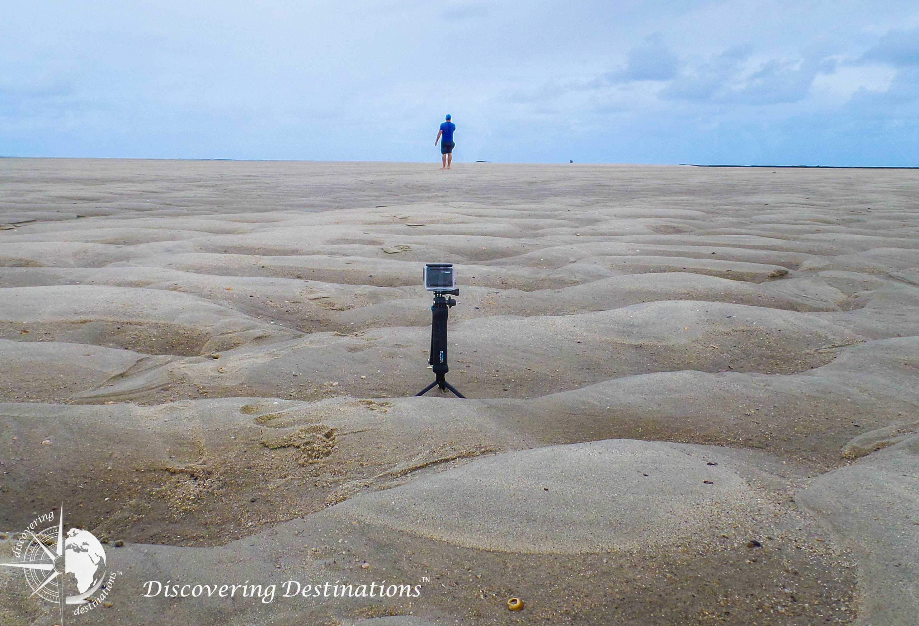Discovering Praia de Carneiros - Wandering the fictitious beach