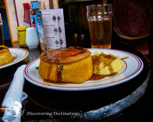 Discovering where to eat - london_pie