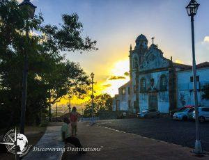 Discovering Olinda's Igreja da Misericórdia