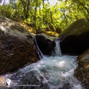 Discovering Rio Silveiras waterfall