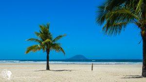 Discovering FREE beaches - Boraceia