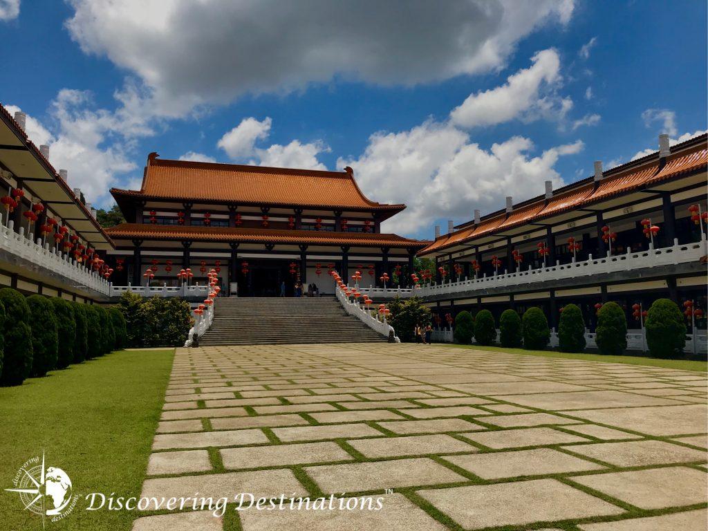 Temple Zu Lai - Cotia