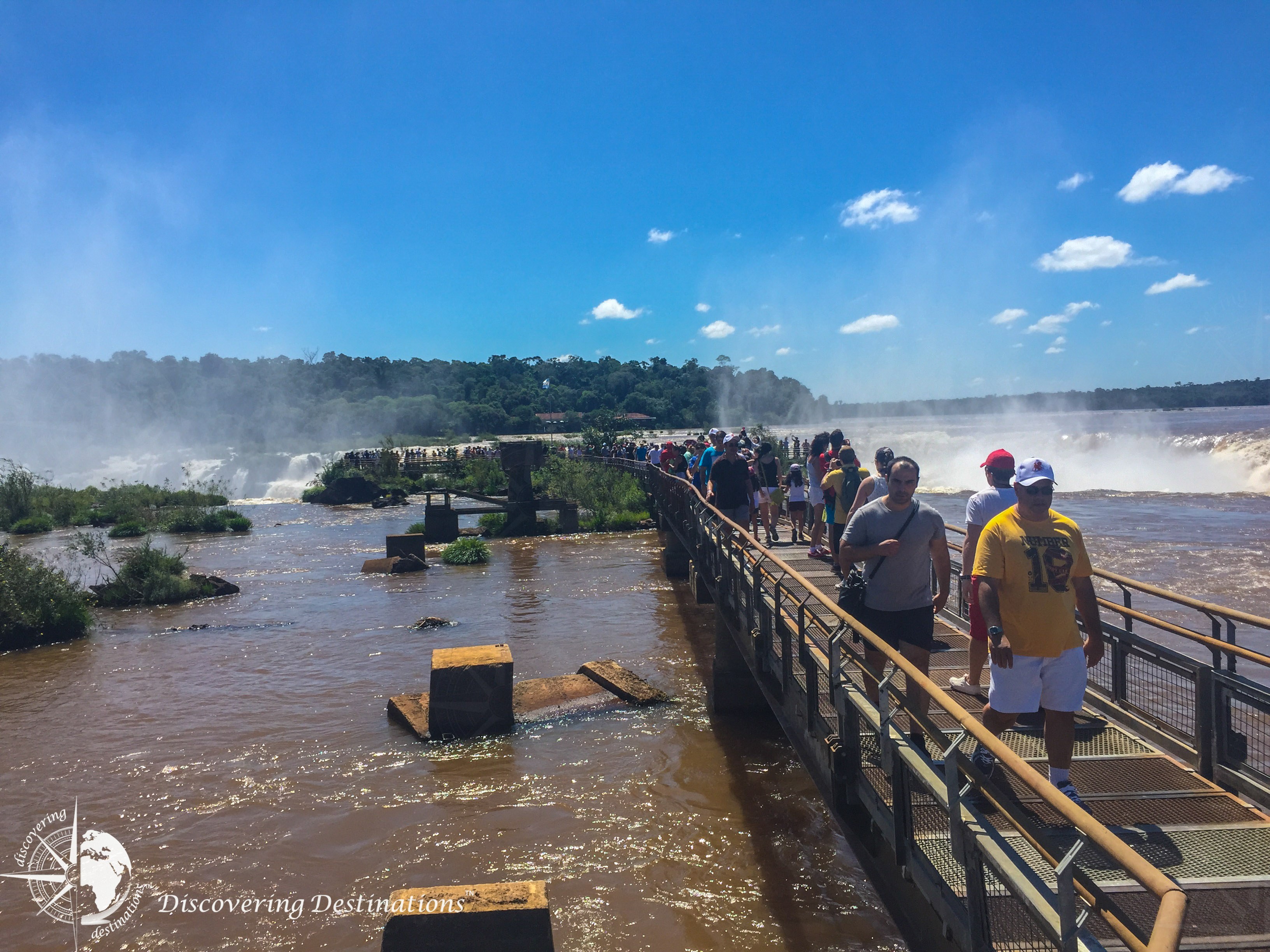 Discovering Foz do Iguaçu
