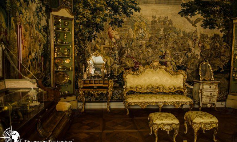Inside Rosenborg