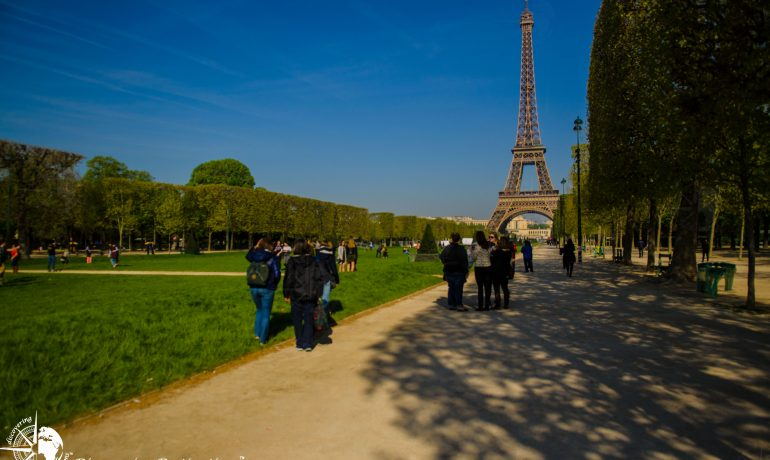 Discovering The Eiffel Tower in Paris