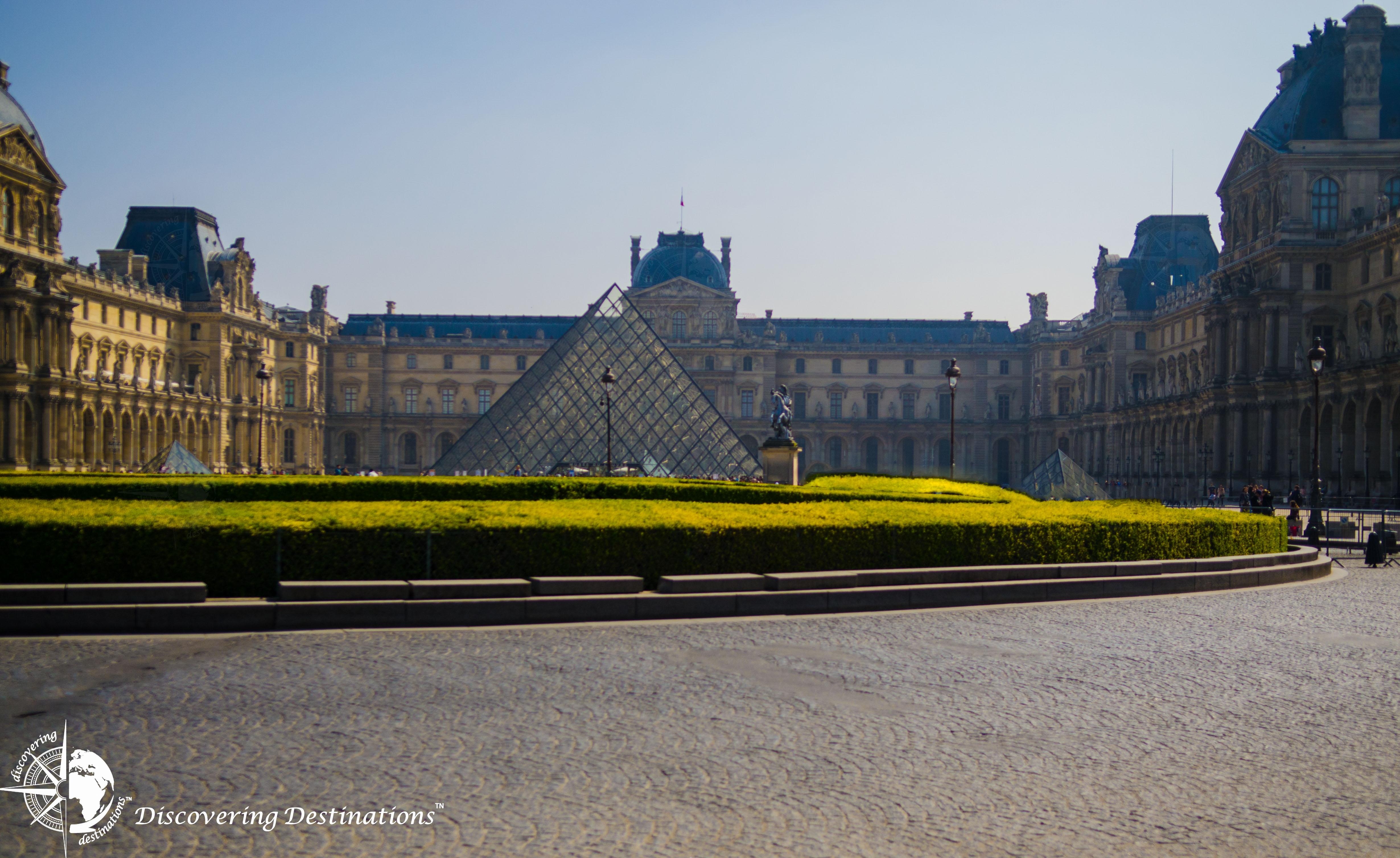 Louvre Jardin des Tuileries