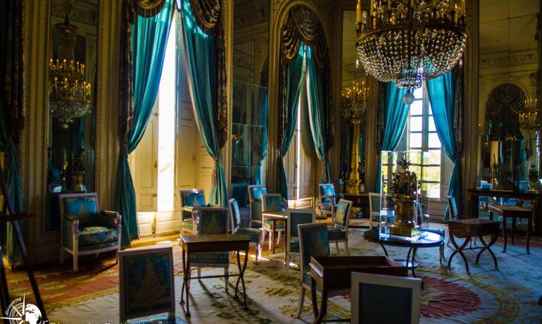 The Petit Trianon in Versailles
