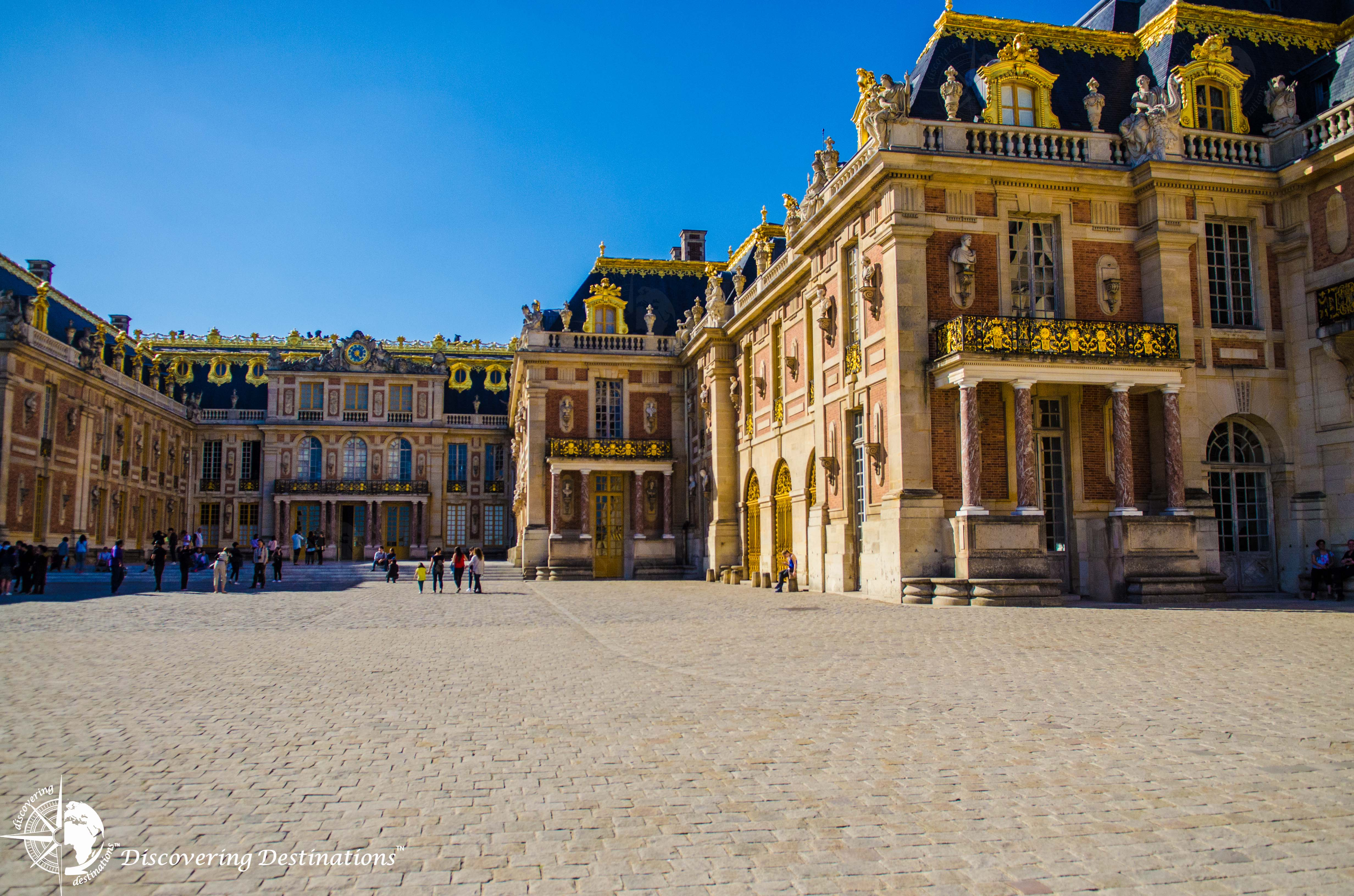 Discovering Versailles Palace