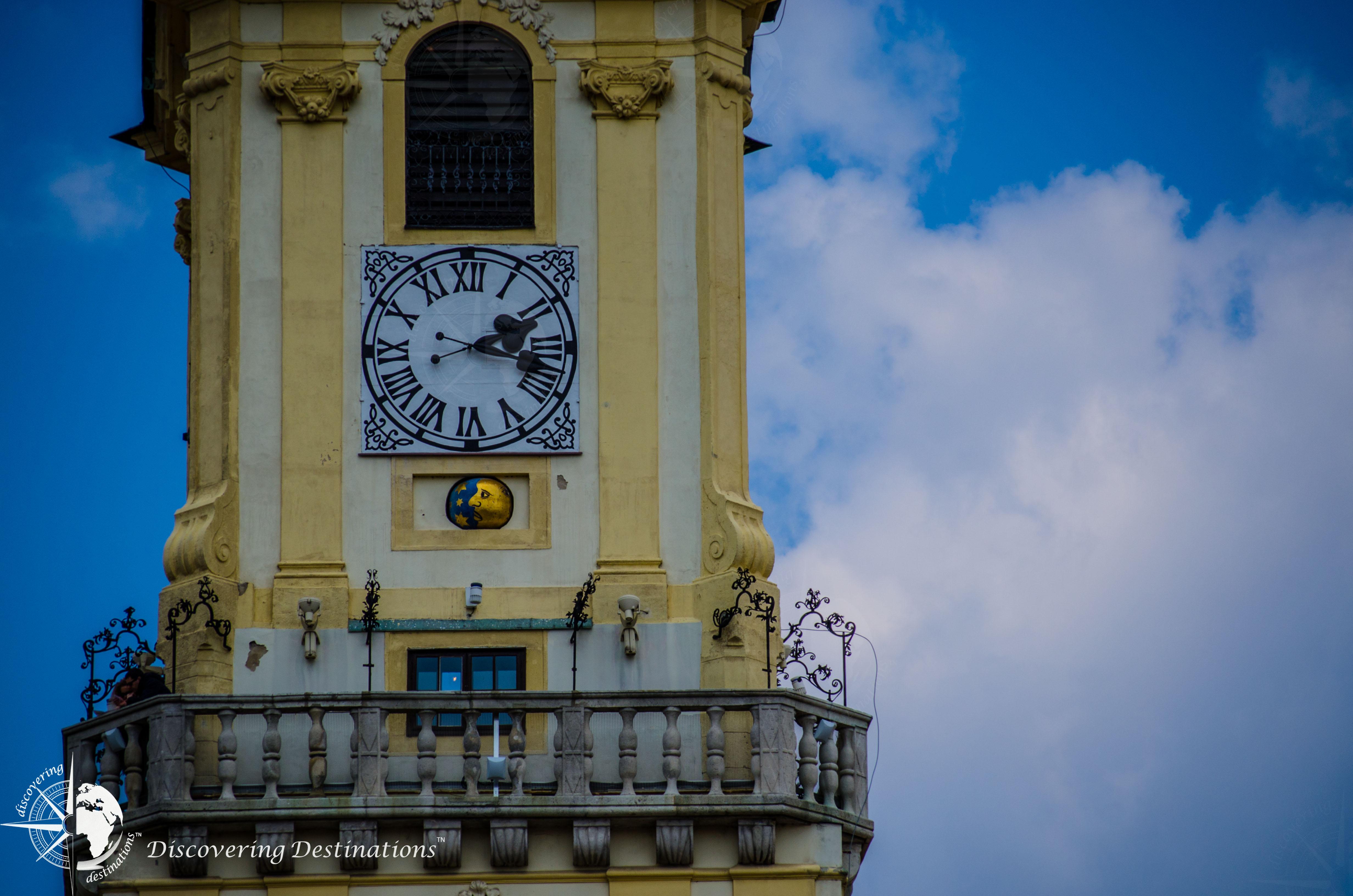 Discovering St Michael's Gate, Bratislava