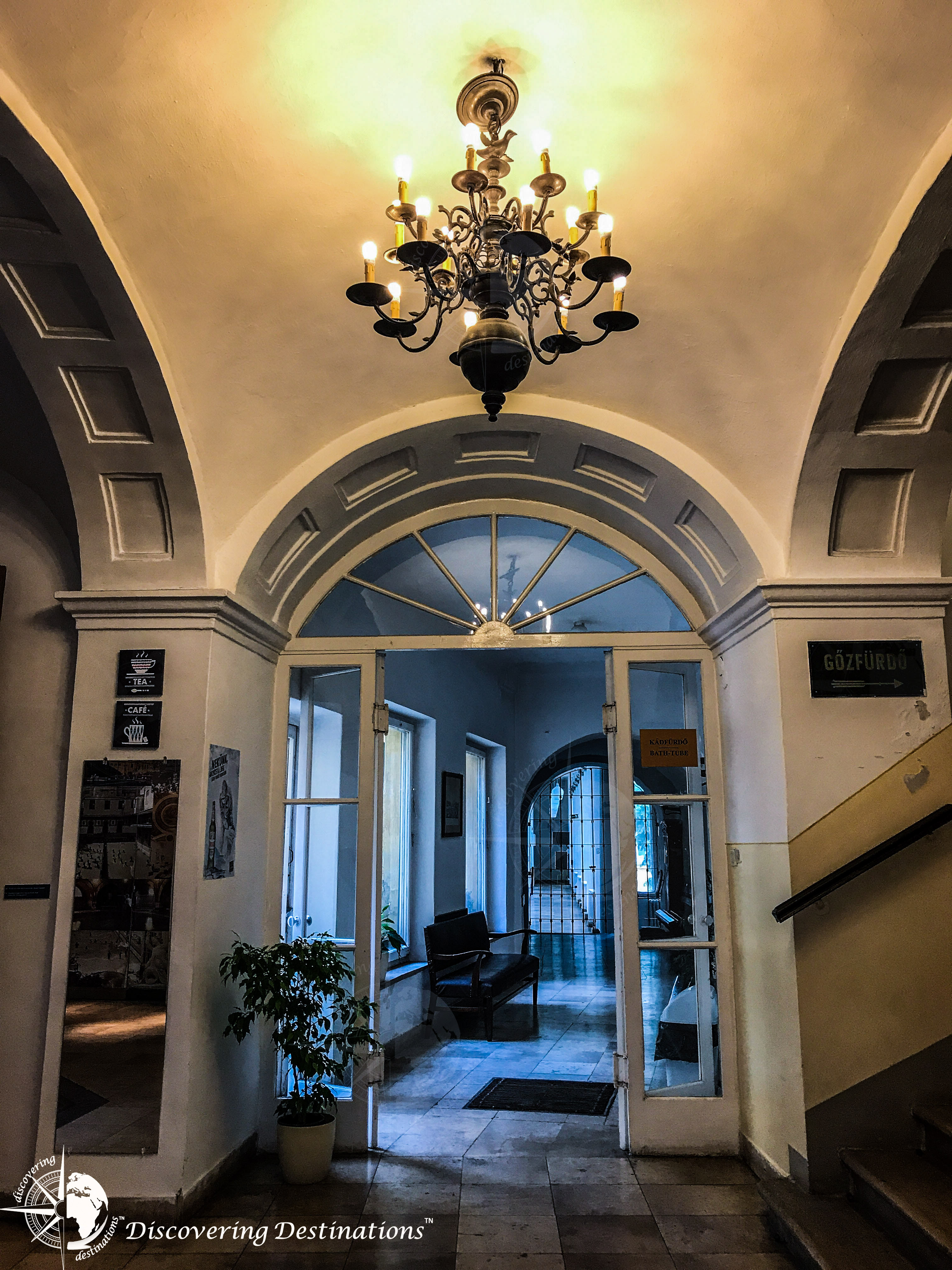 Discovering Kiraly Baths