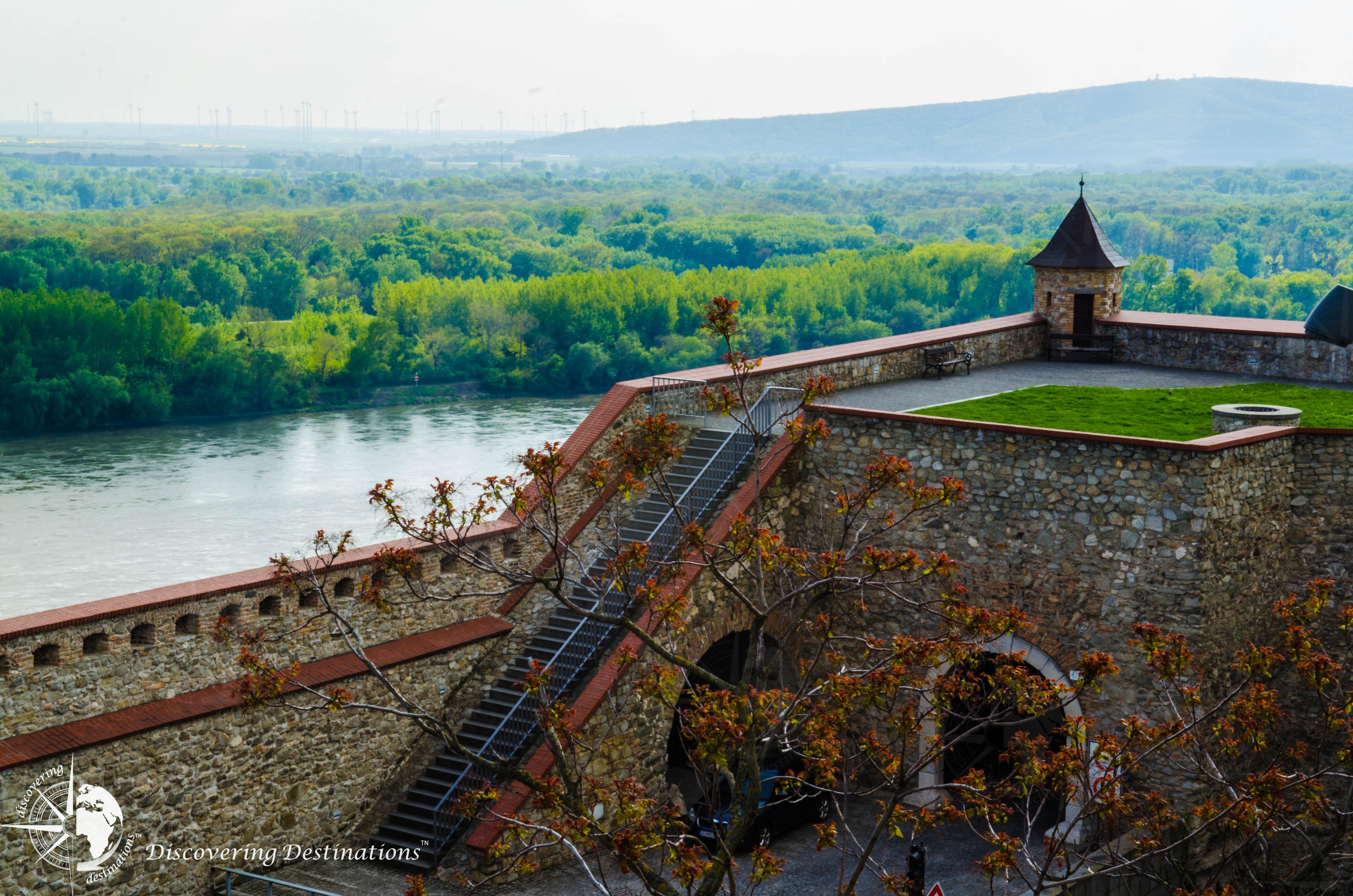 Discovering Bratislava Castle