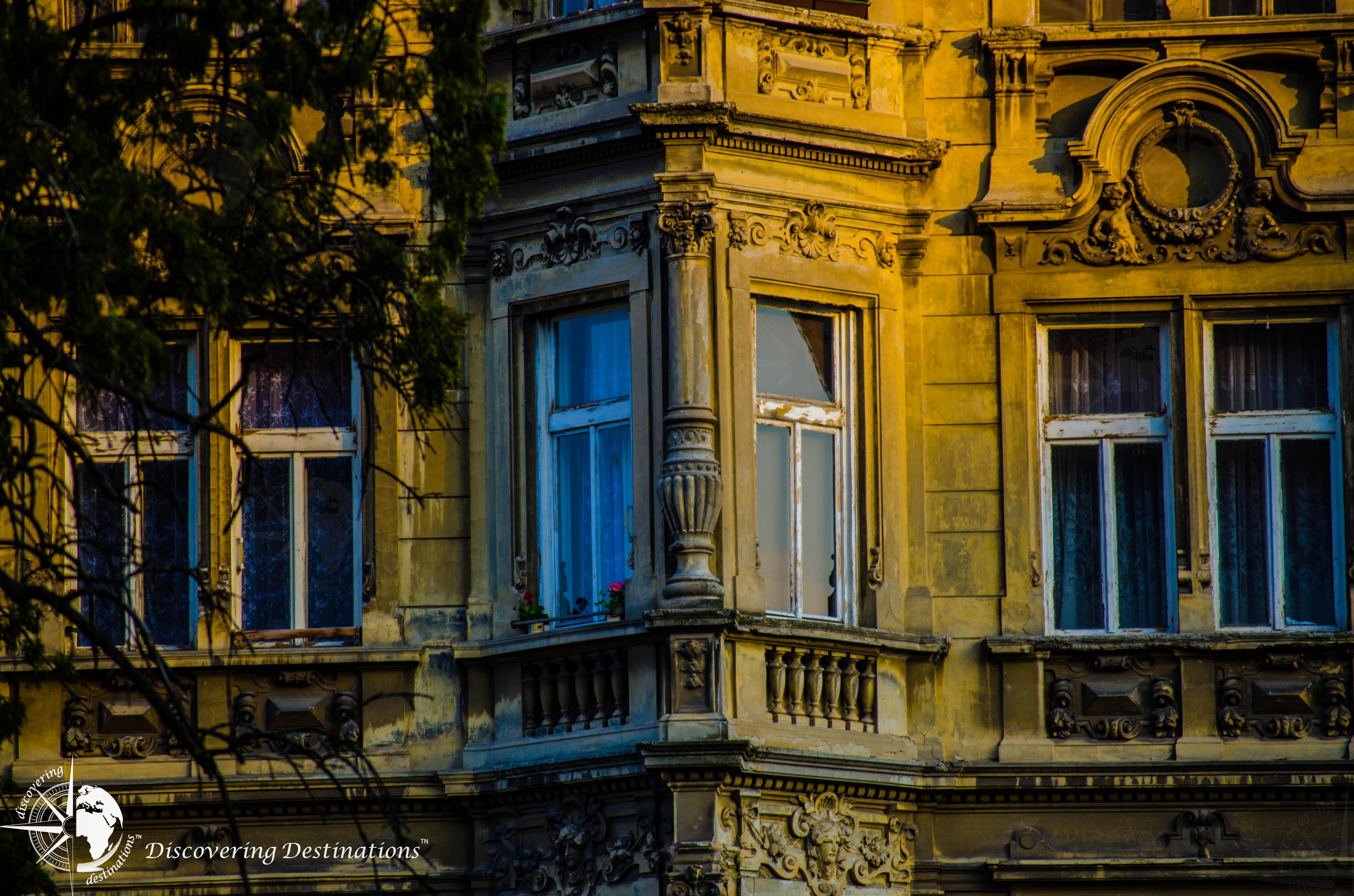 Discovering Bratislava architecture