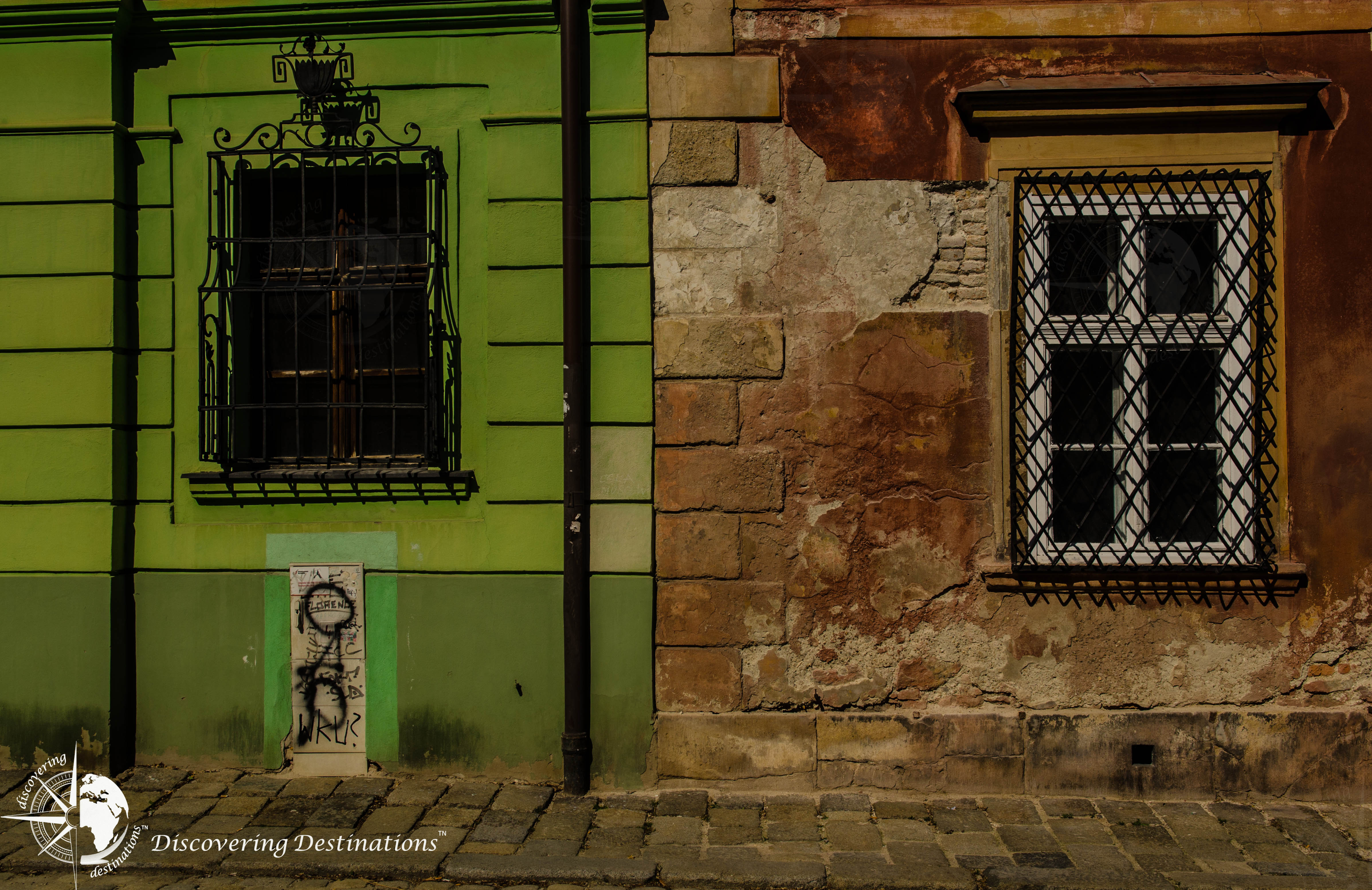 Discovering Bratislava old and new
