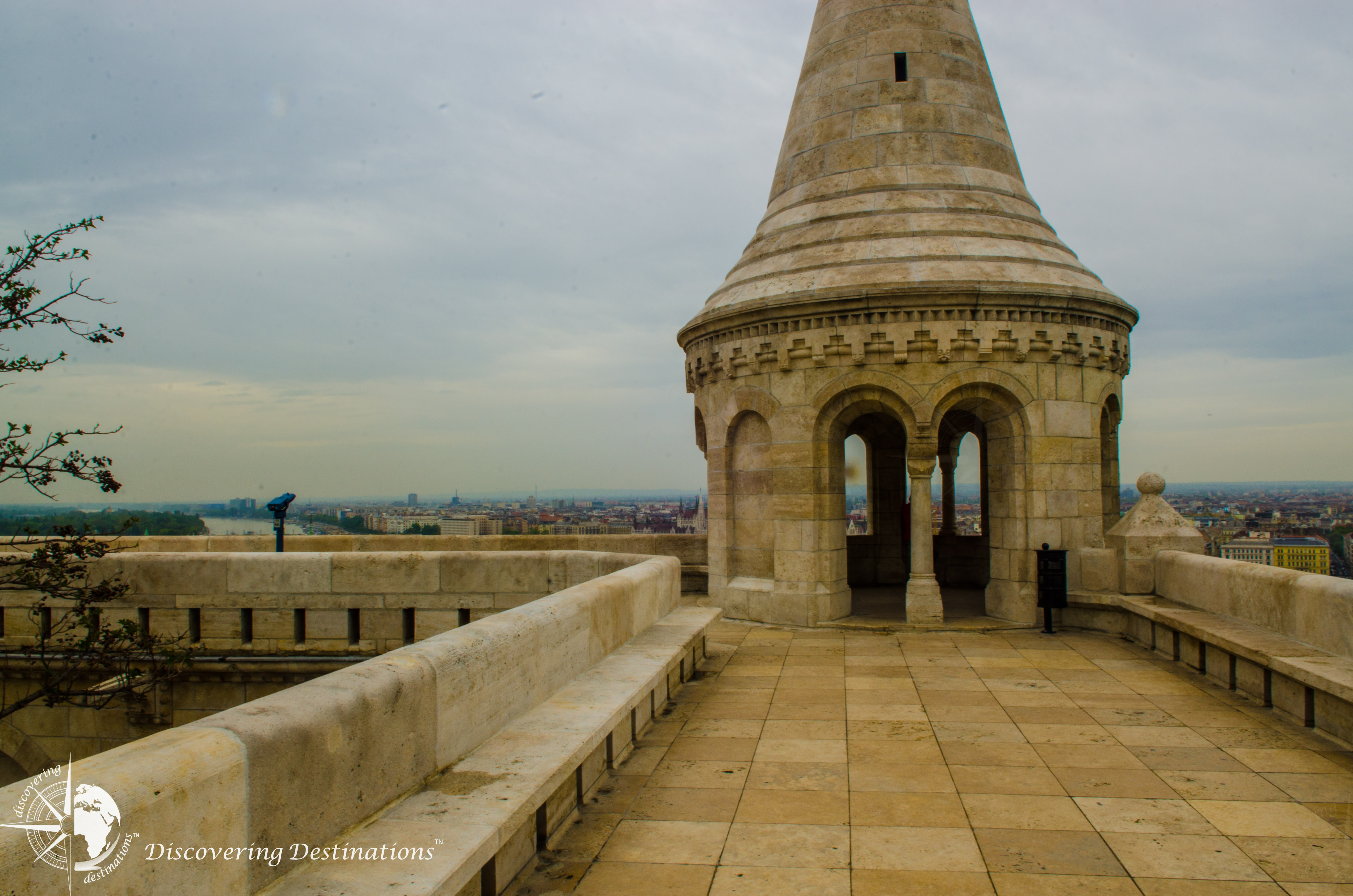 Discovering Fisherman's Bastion