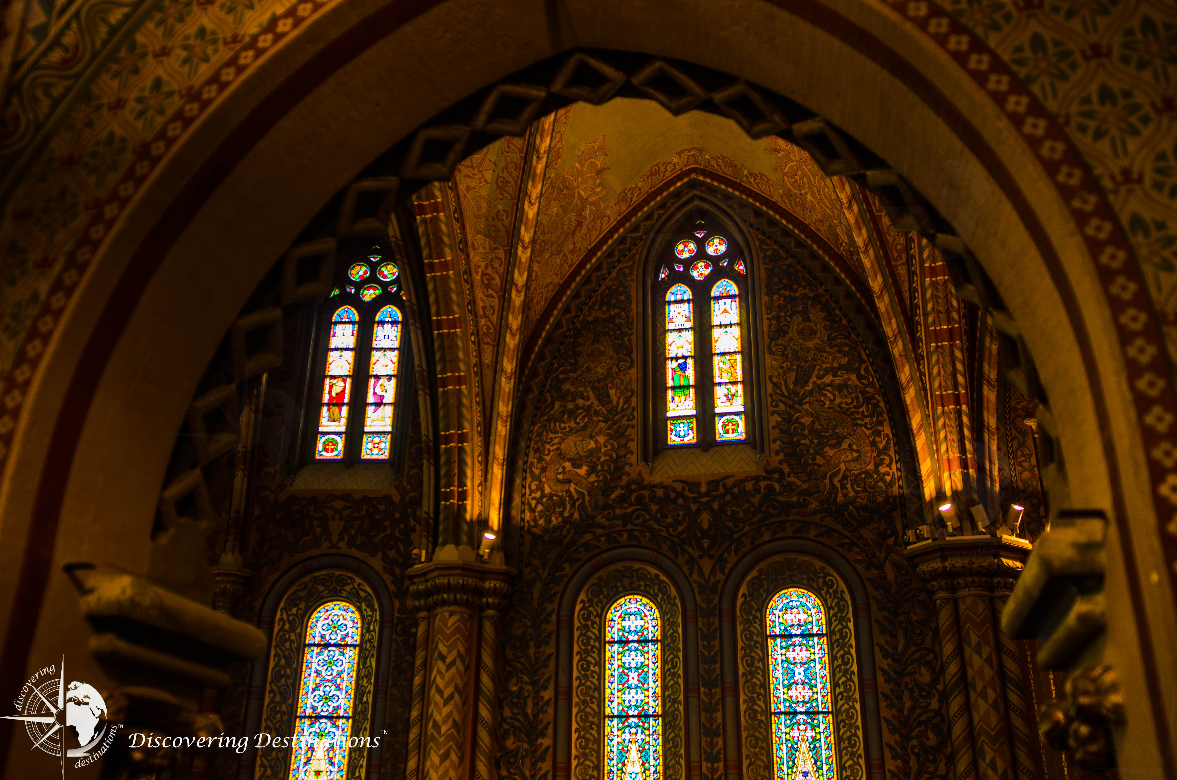 Discovering St Matthias Church