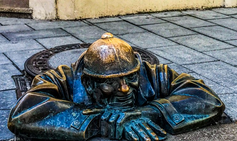 Discovering Bratislava