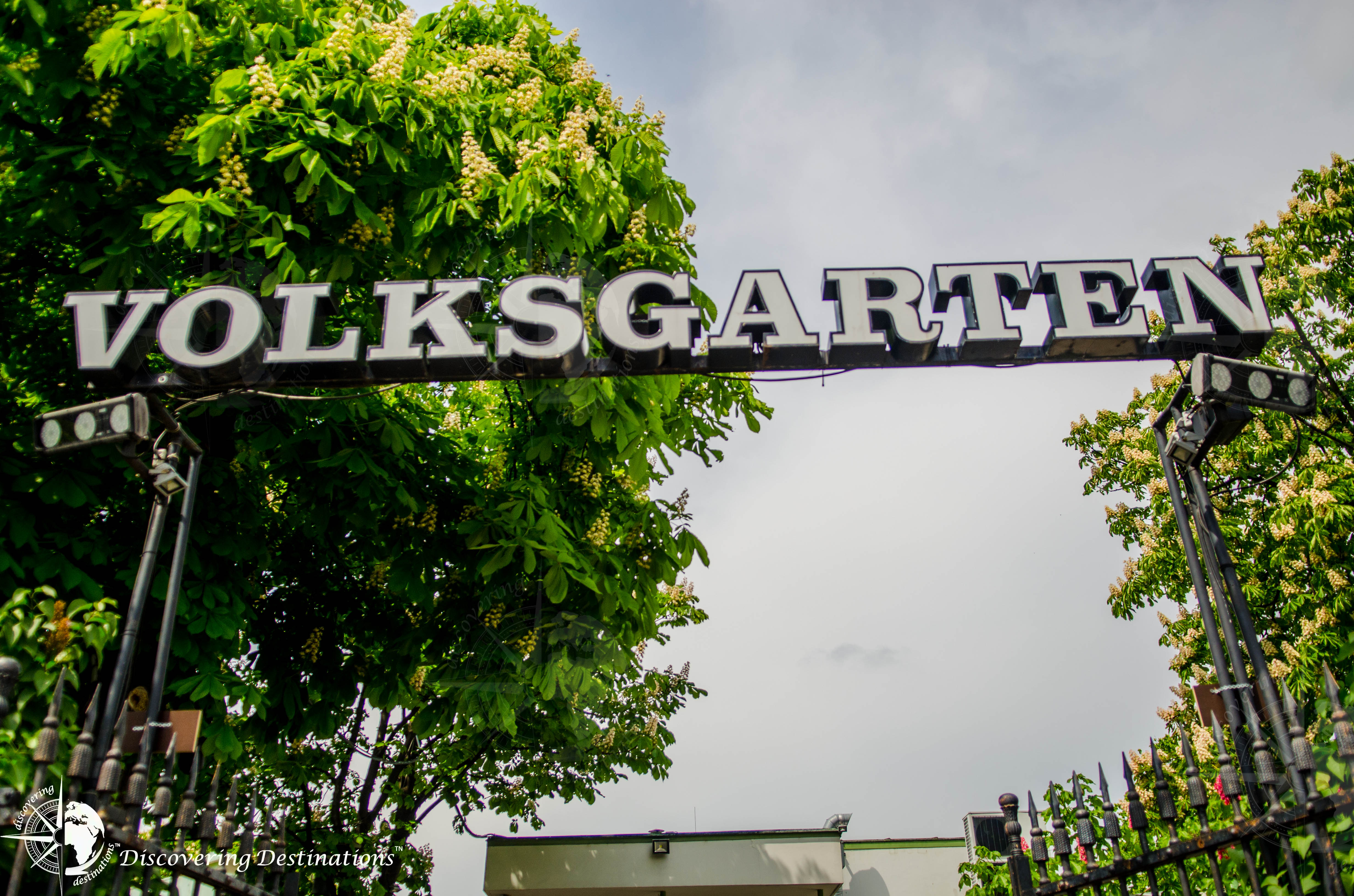 Discovering Volksgarten