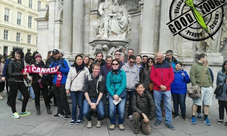 Discovering FreeWalking Tour Vienna
