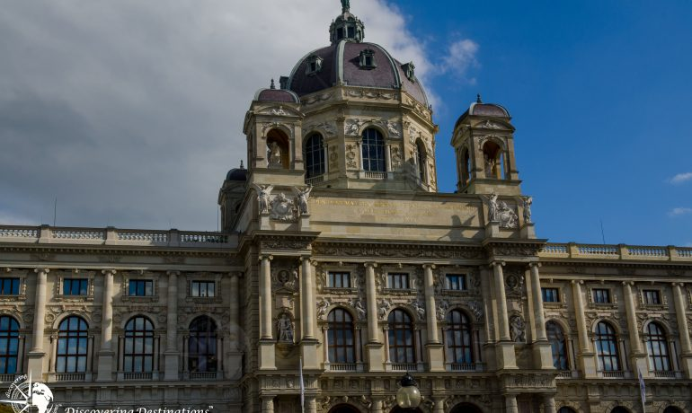Discovering Maria Theresien Platz