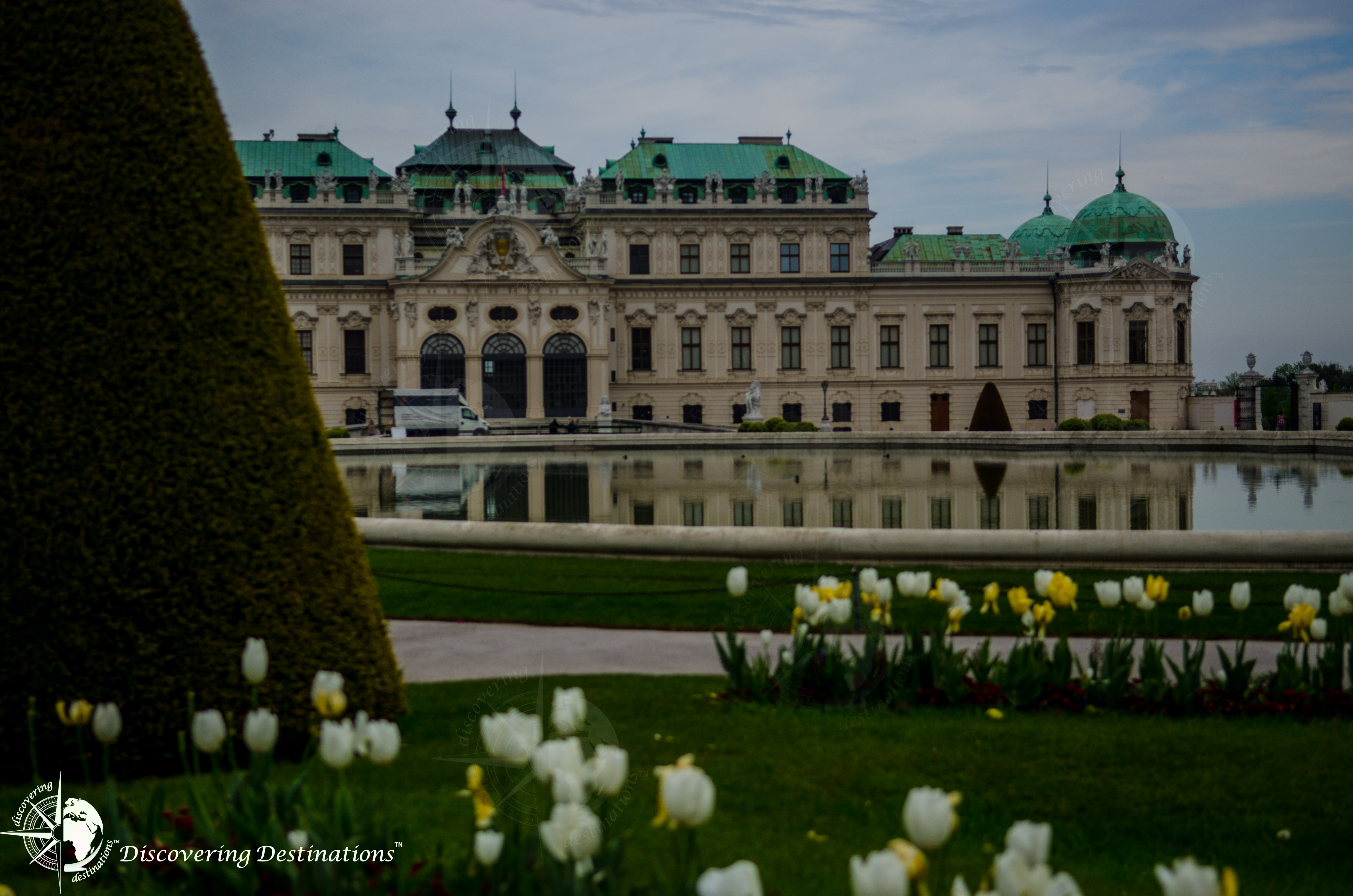 Discovering Belvedere Palace,