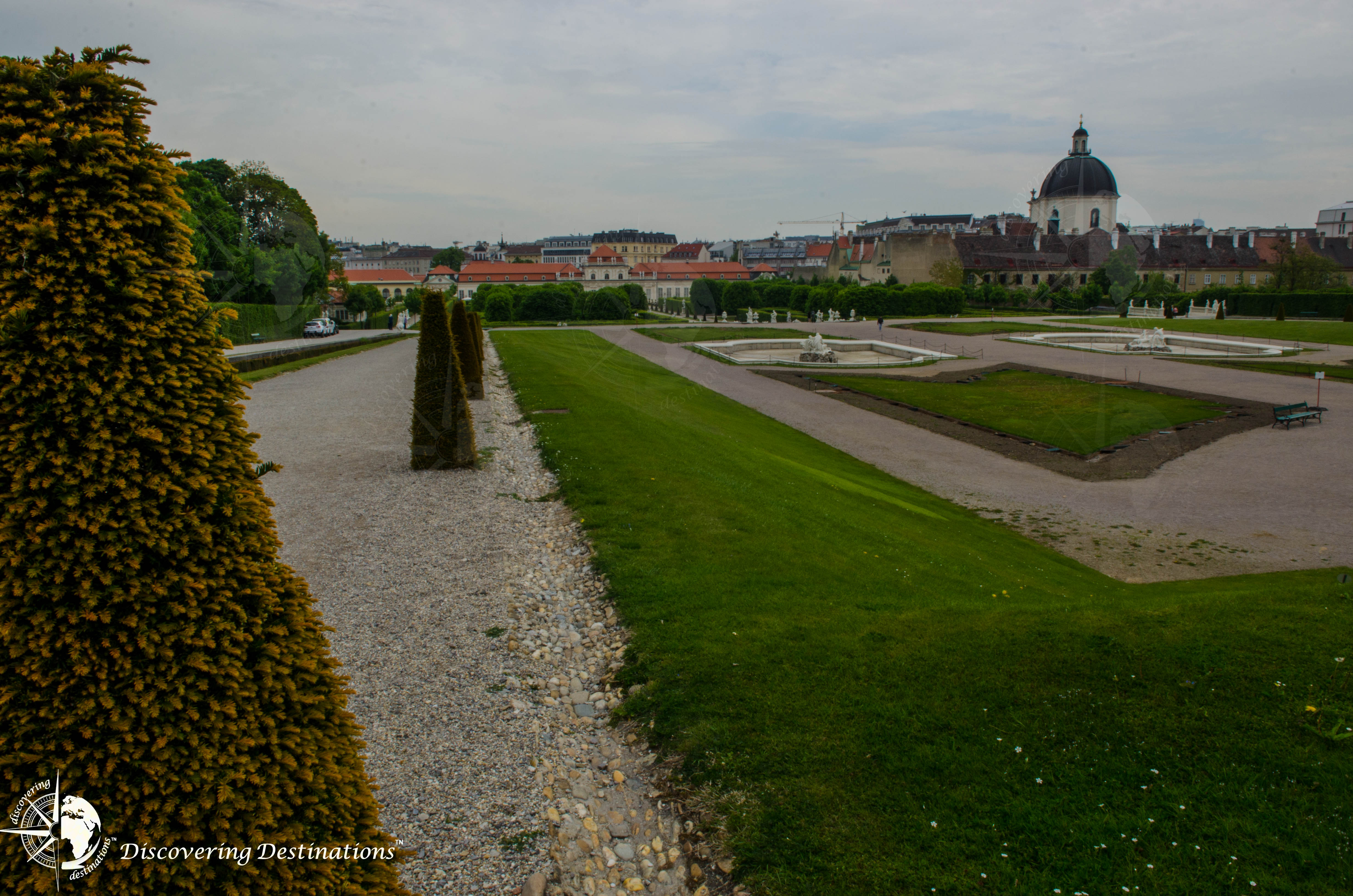 Discovering Belvedere Palace