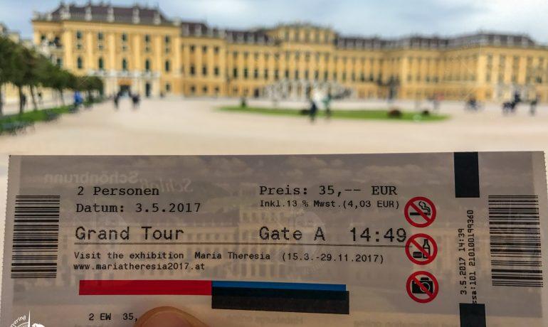 Discovering Schönbrunn