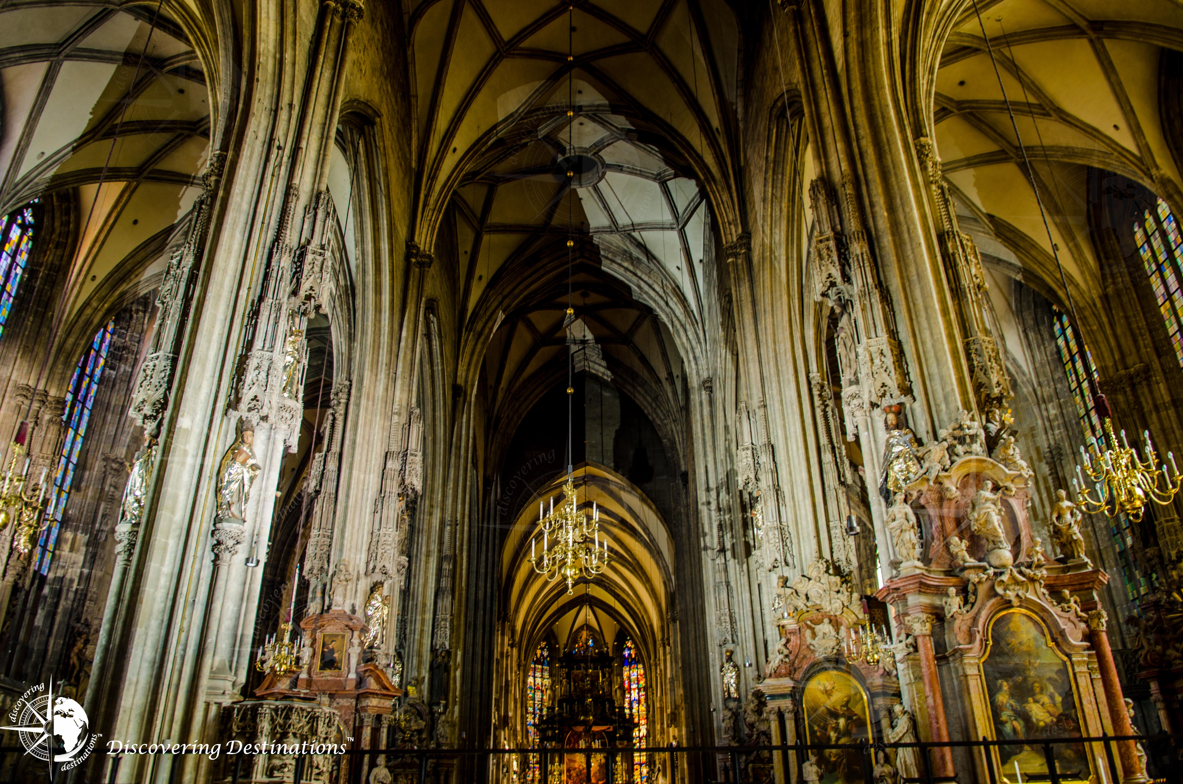 Discovering St Stephen's Cathedral