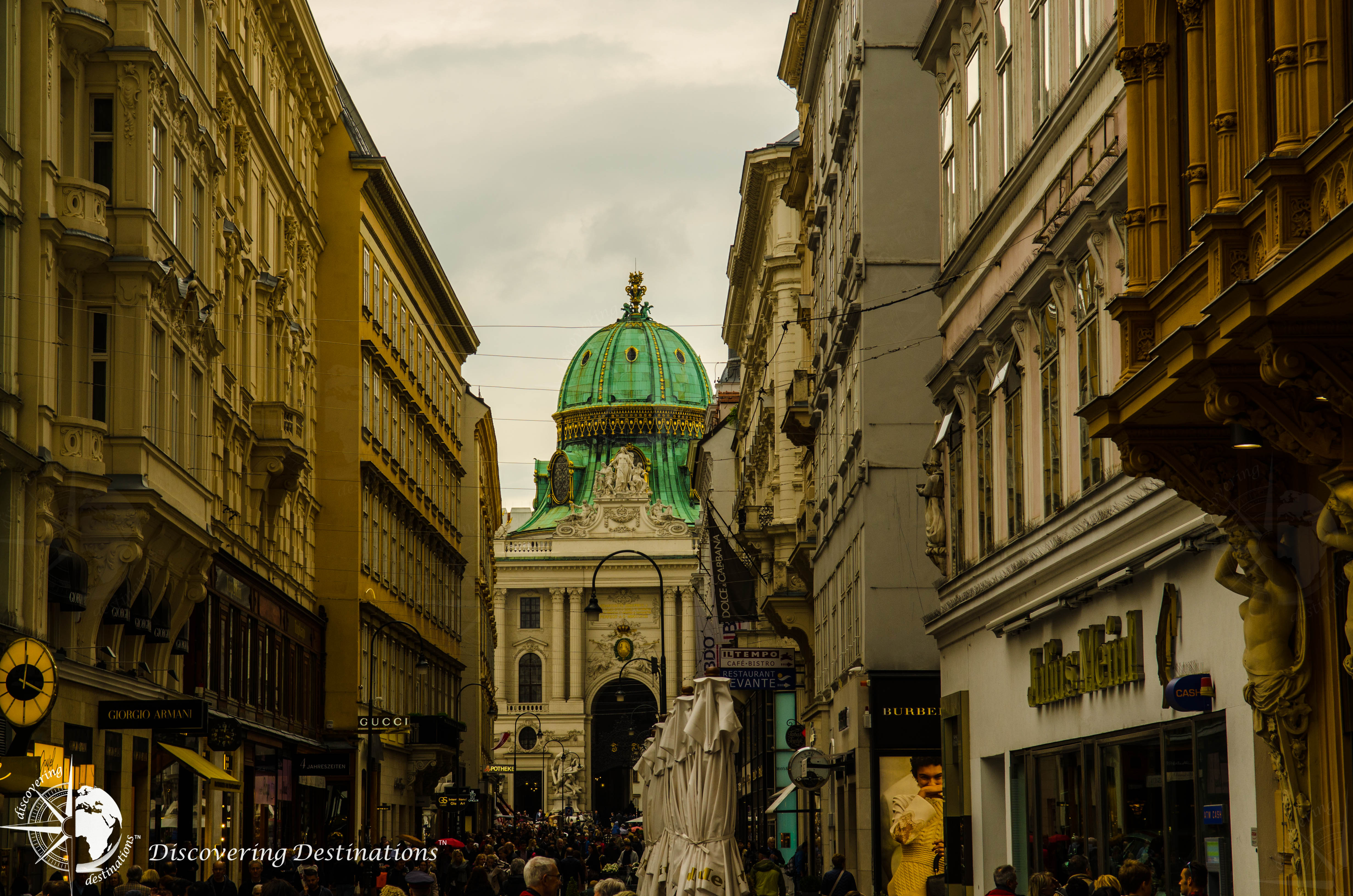 Discovering St Peter's Church, Vienna