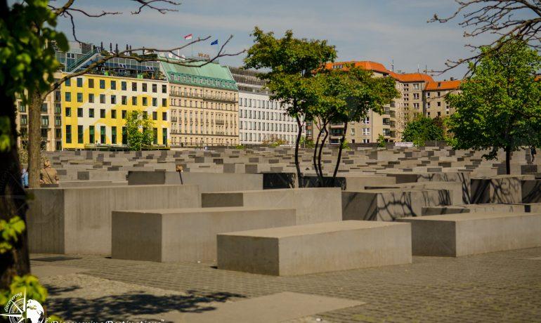 Discovering Jewish Memorial, Berlin