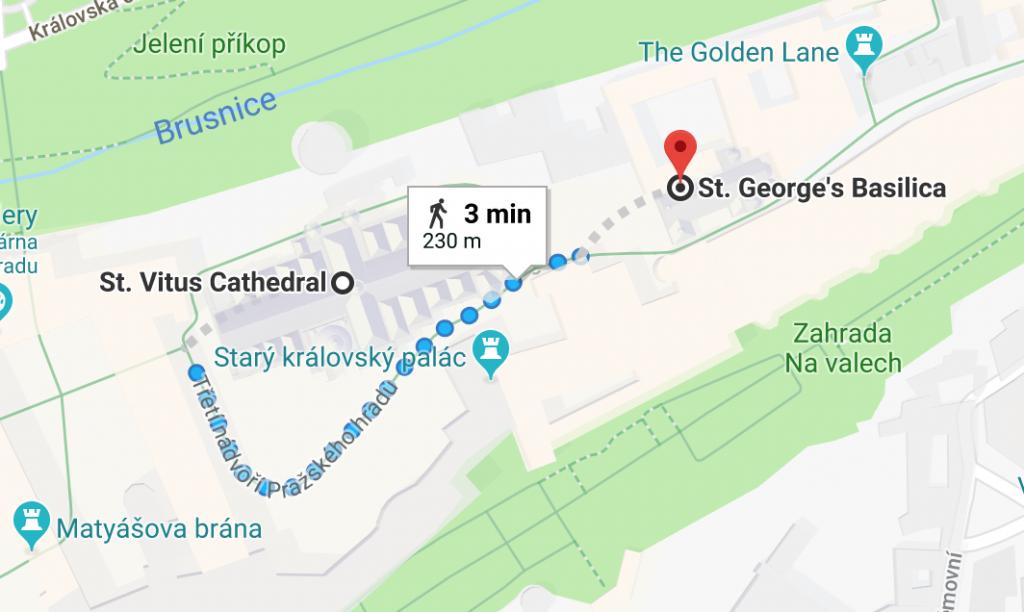 Discovering St George Basilica, Prague