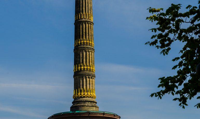 Discovering Tiergarten, Berlin