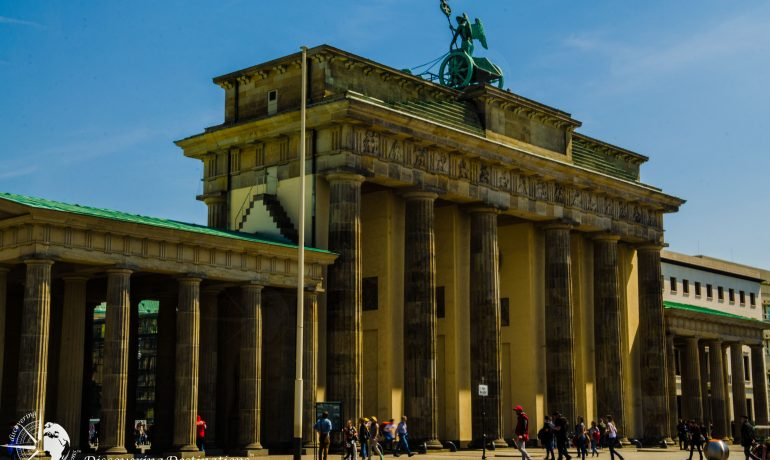 Discovering Brandenburg Gate, Berlin