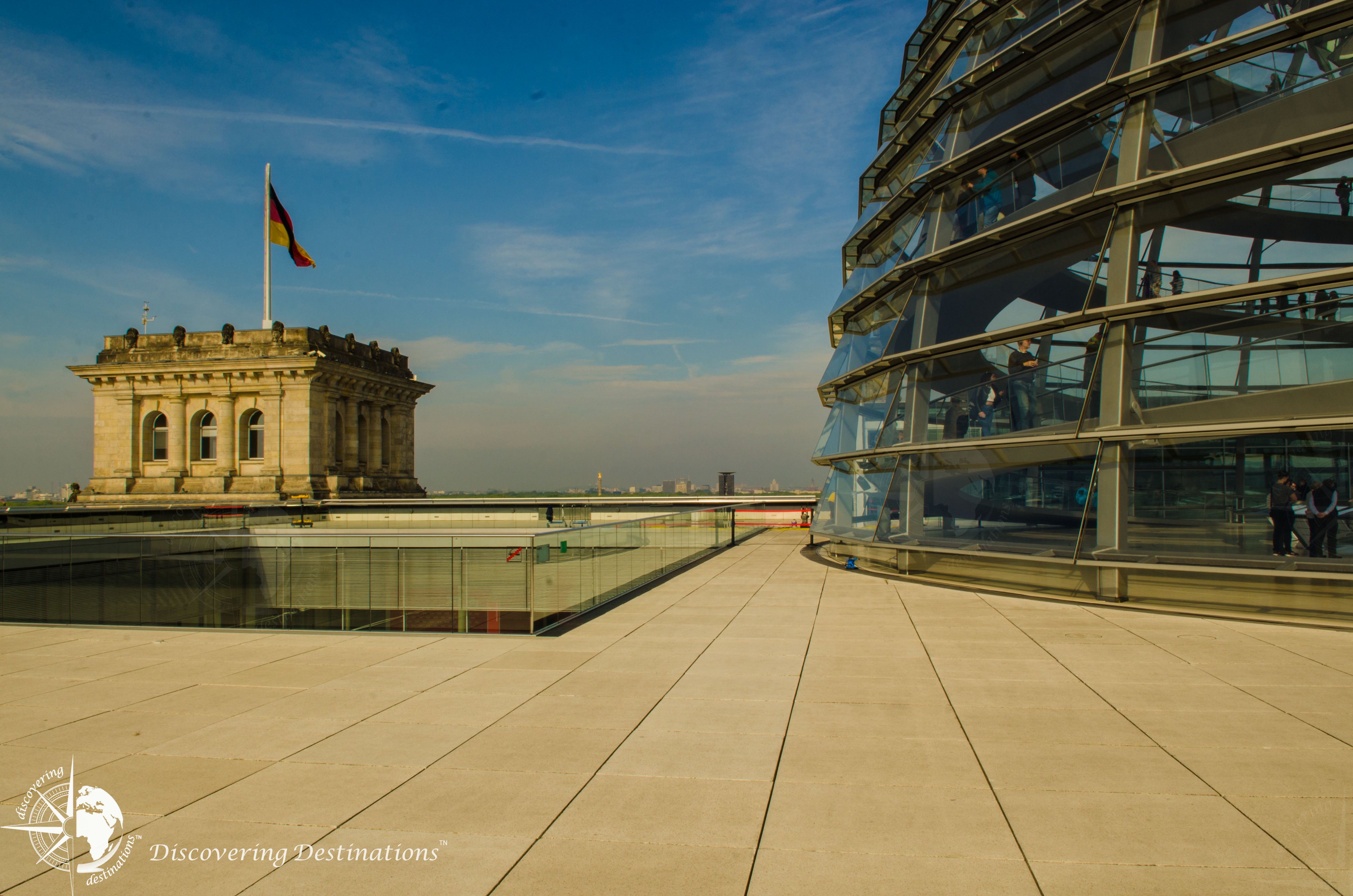 Discovering Reichstag Building, Berlin