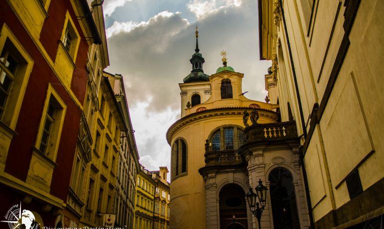 Discovering Staroměstské náměstí