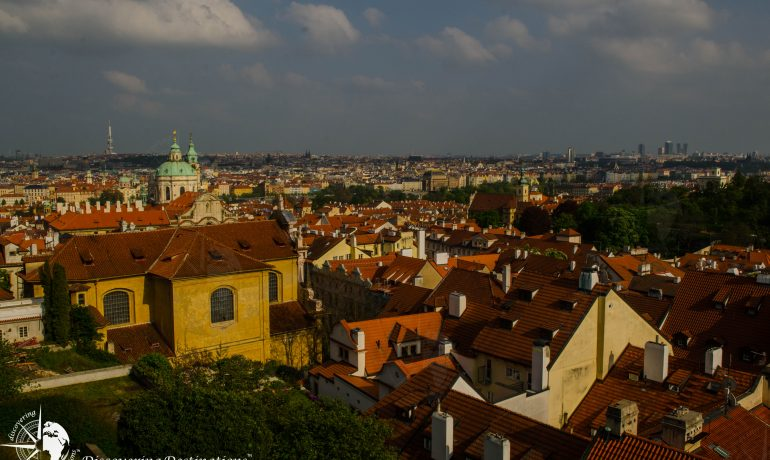 Discovering Prague Castle