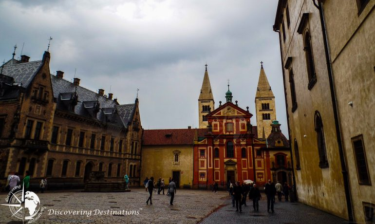 Discovering St George's Basilica, Prague