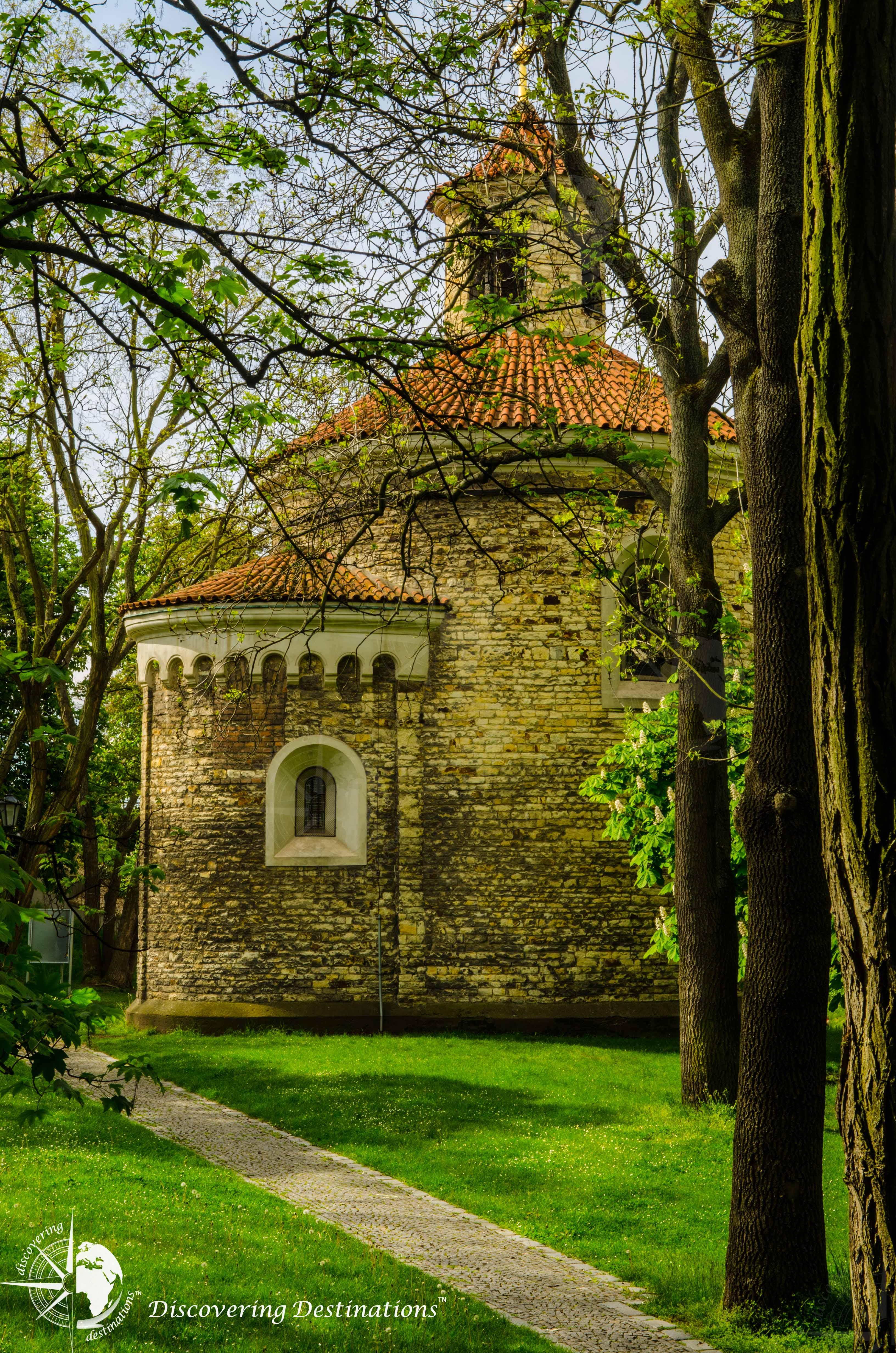 Discovering Vyšehrad