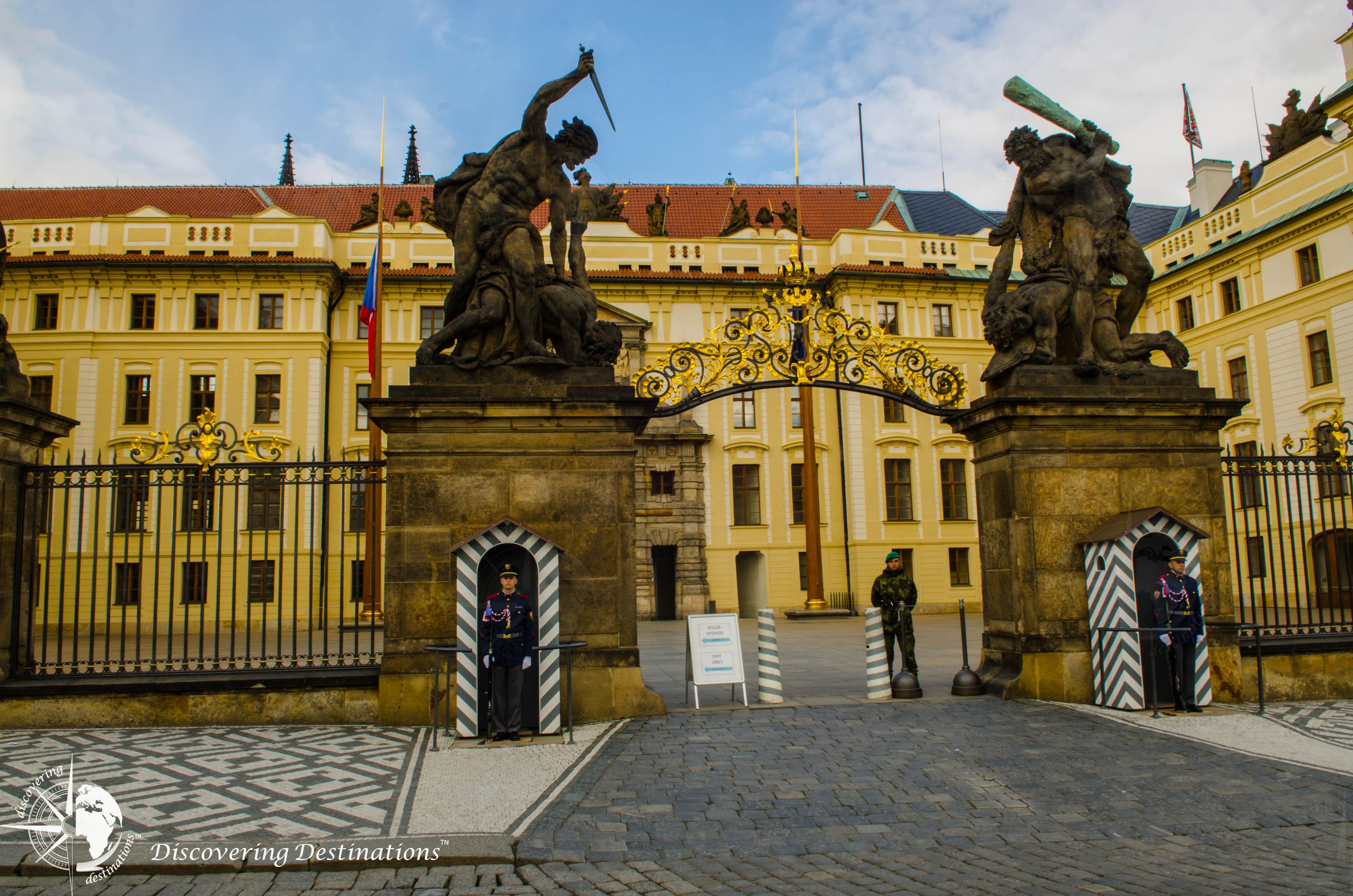 Discovering Prague Castle