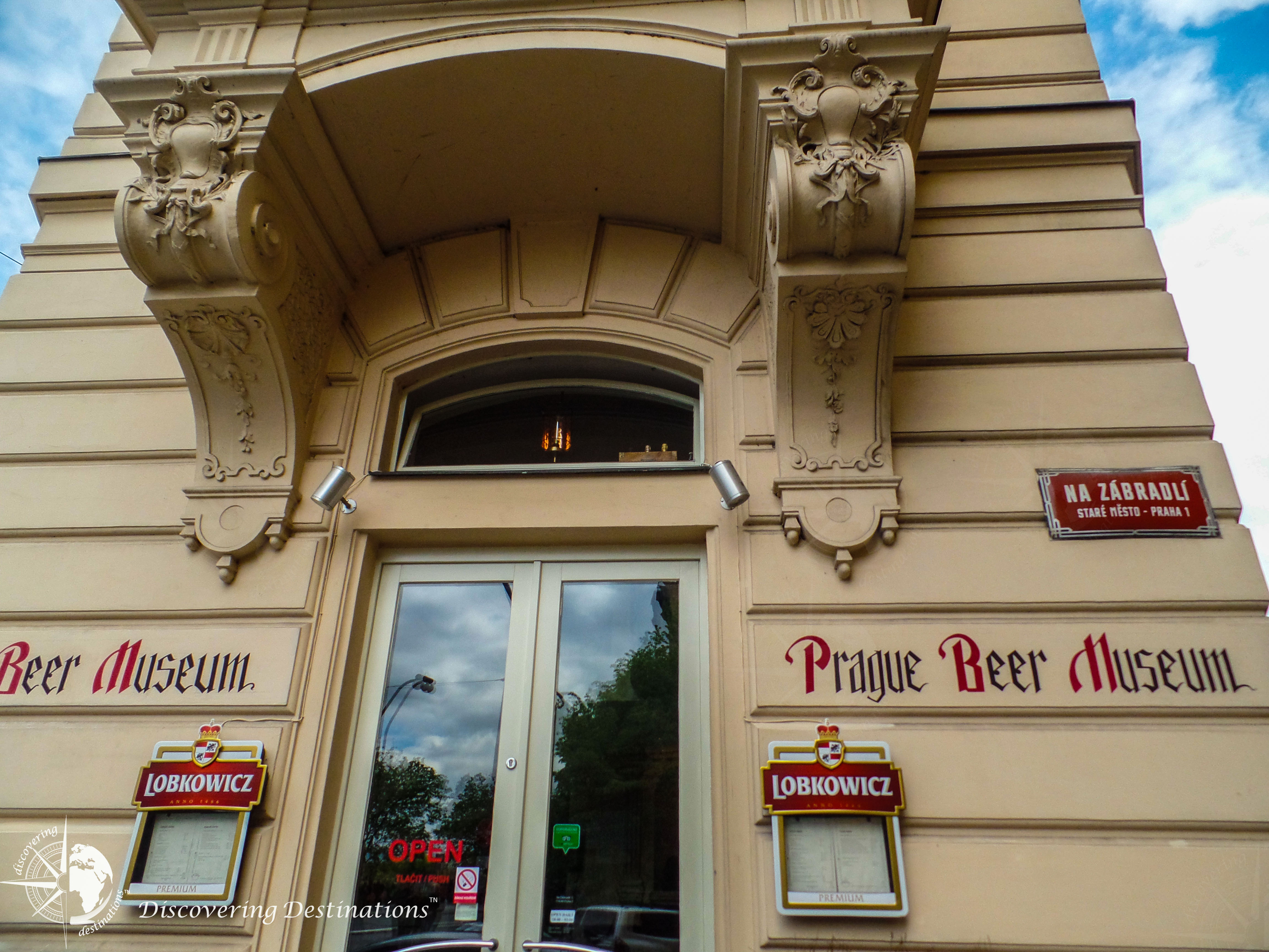 Discovering the Beer Museum