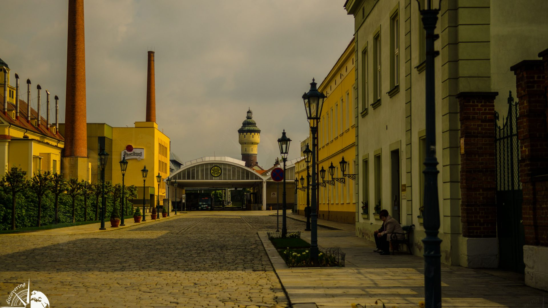 Discovering Pilsner Urquell Brewery, Pilsen