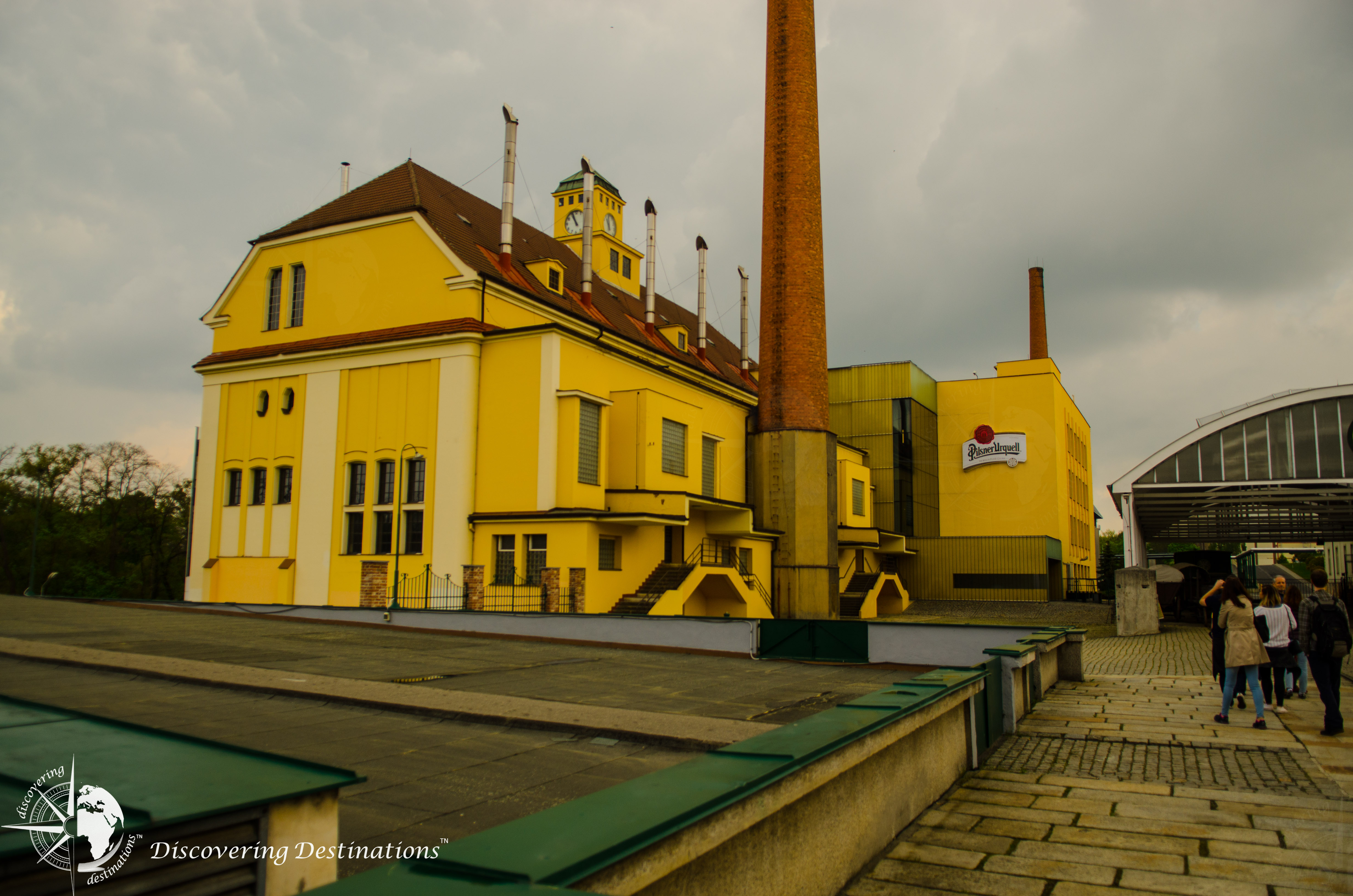 Discovering Pilsner Urquell Brewery