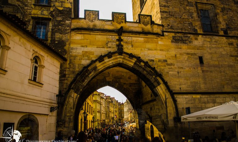Discovering Charles Bridge
