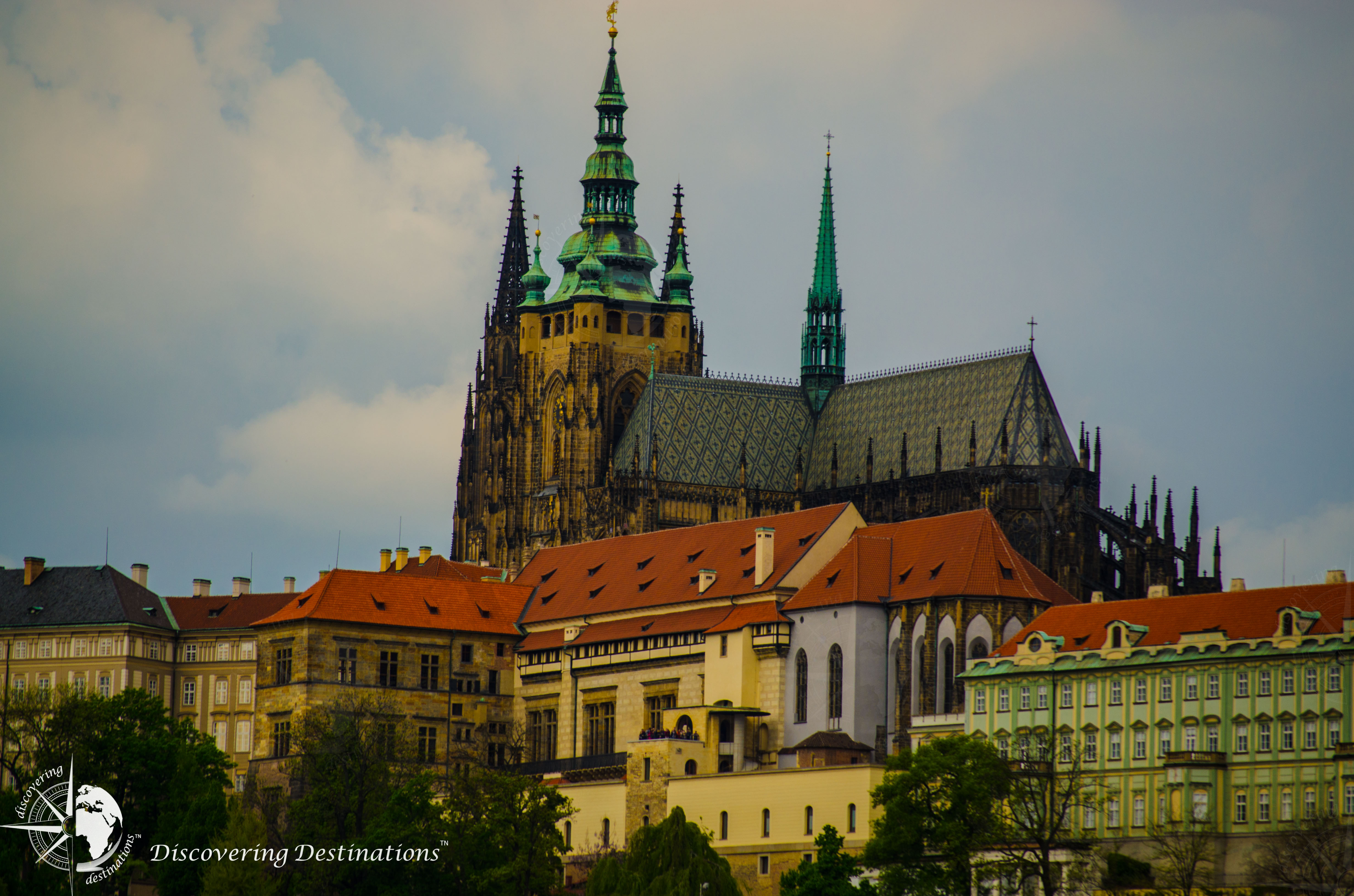 Discovering St. Vitus Cathedral