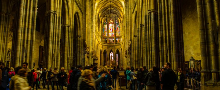 Discovering St. Vitus Cathedral, Prague