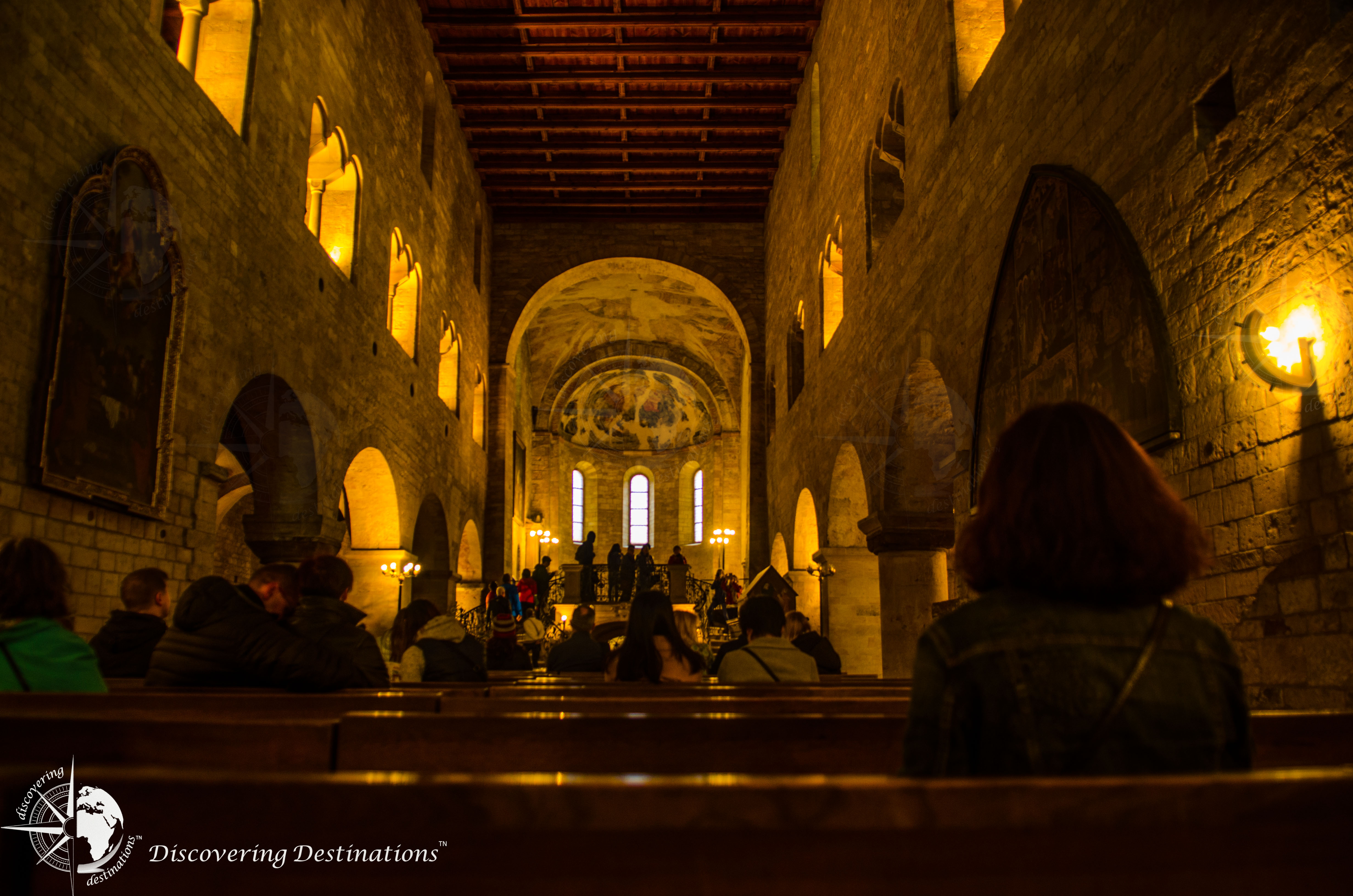 Discovering St George's Basilica