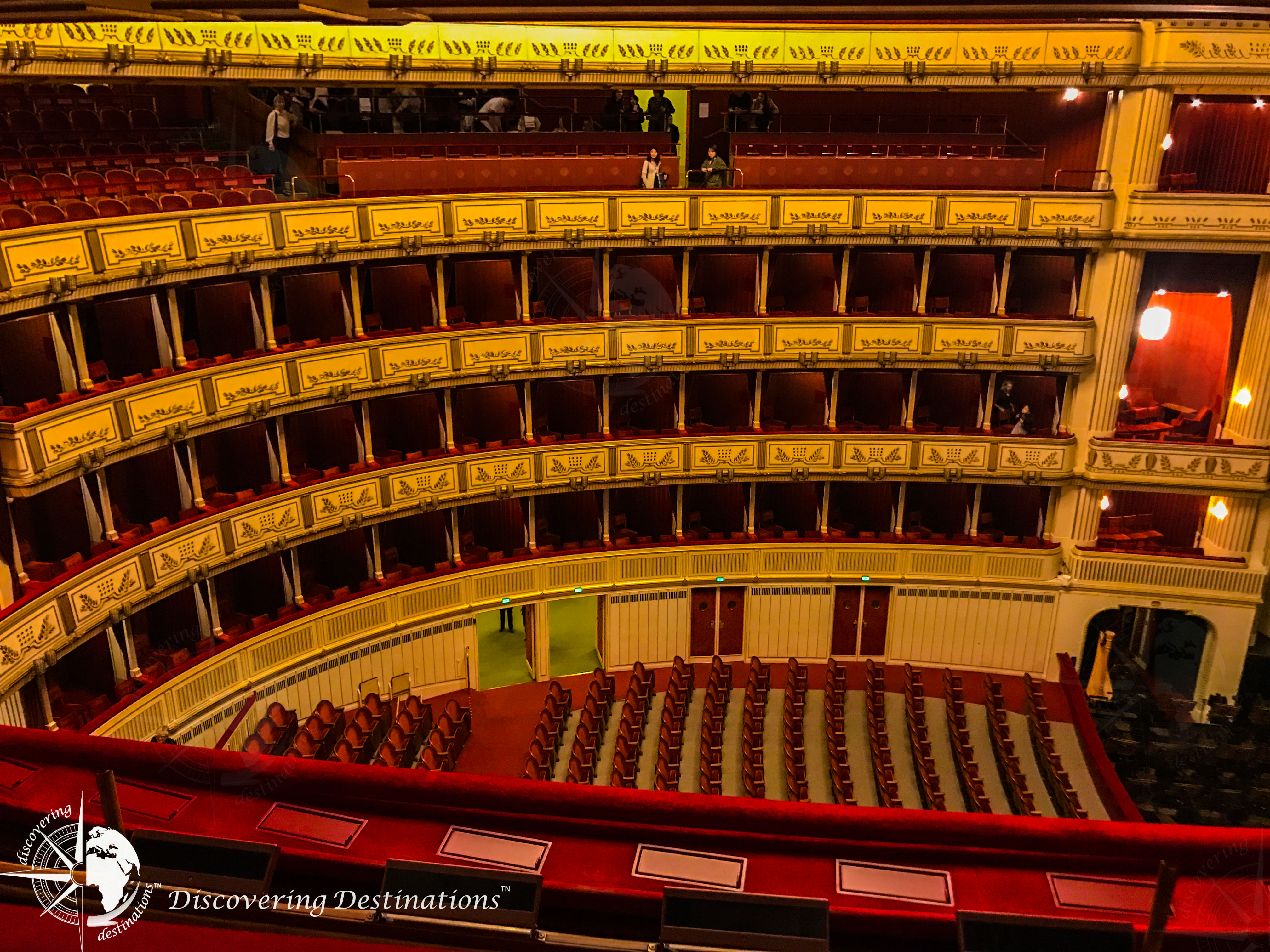 Discovering Vienna's Opera House