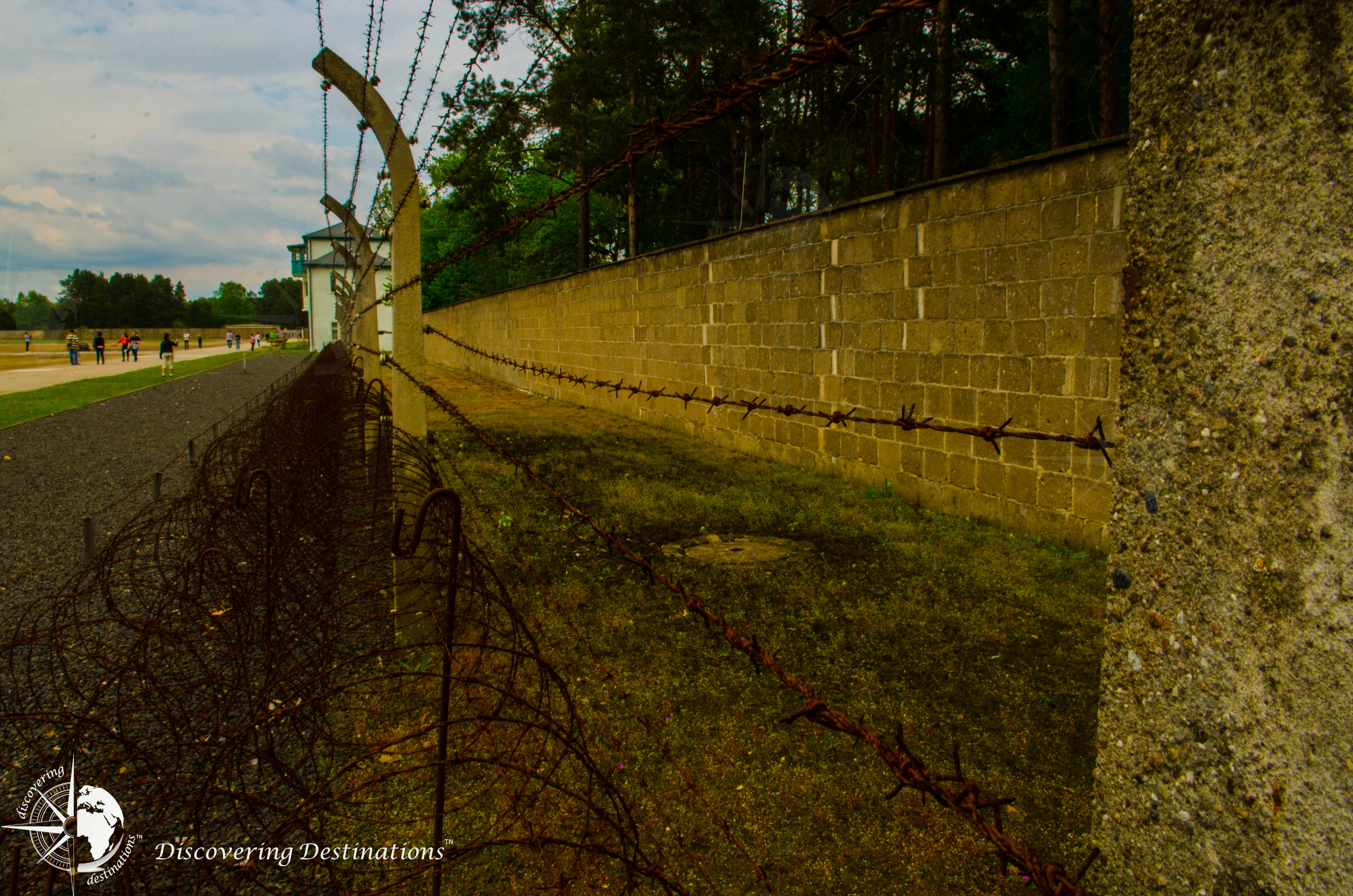 Discovering Sachsenhausen Concentration Camp, Berlin