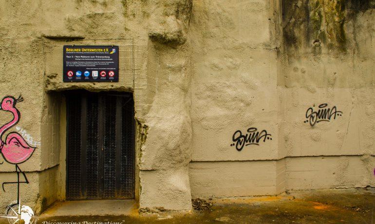 Discovering Bunker Berliner Unterwelten, Berlin